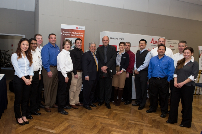 Danaher Companies at Research Days Vendor Showcase
