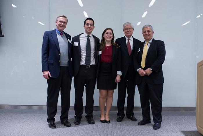 2016 SEAS Student R&D Showcase Innovation Award winners